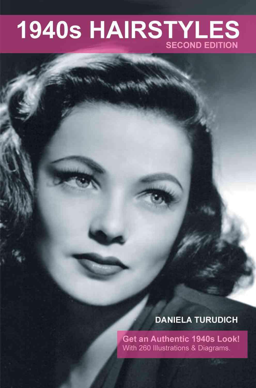 1940s Hairstyles By Turudich, Daniela